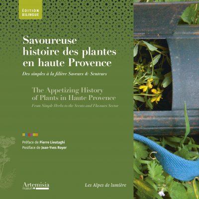 Savoureuse histoire des plantes couv 1re